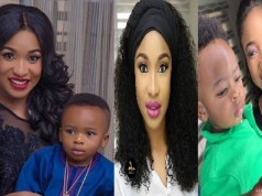 Tonto Dikeh warns Parents