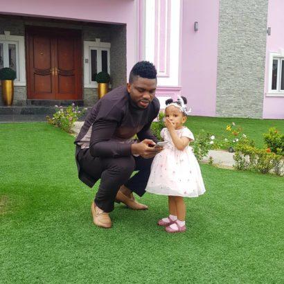 Adaeze Yobo narrates how her little daughter bosses Joseph Yobo around
