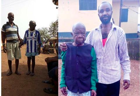 Oldest Nigerian inmate