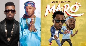 Orezi ft Slimcase Maro