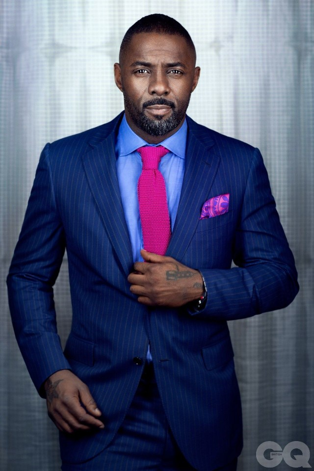 Idris Elba says