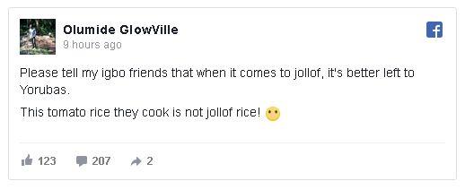 Yorubas Cook Jollof Rice Better