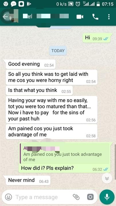 Text whatsapp sex Sexts, Texts,