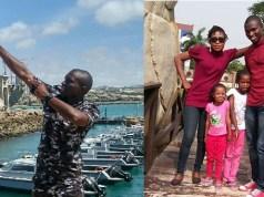 Nigerian Soldier narrates