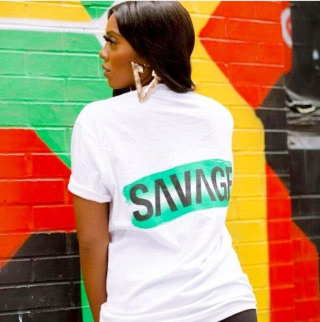 Tiwa Savage reveals