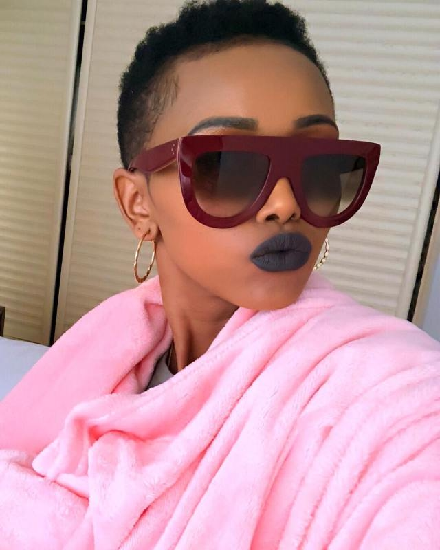 99% of all hoes made their money from Nigerian men – Huddah Monroe