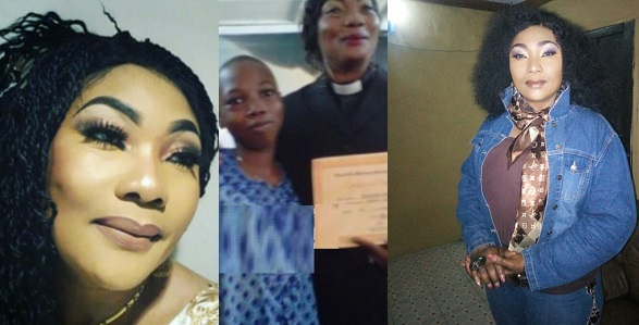"Image result for ""Forget my make-up, it's been days, nights of tears for my son"" - Eucharia Anunobi"