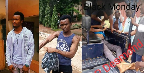 Image result for Final year student commits suicide ahead of carryover exam (Photos)