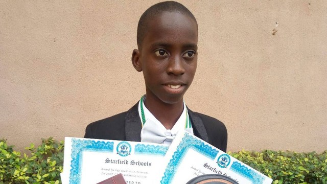 , 15-year-old boy who passed JAMB & WAEC with A's denied admission, No. 1 Information Arena