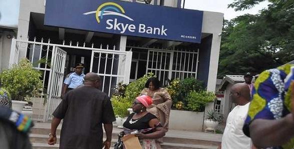 Image result for Skye Bank