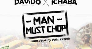 Ichaba Man Must Chop lyrics