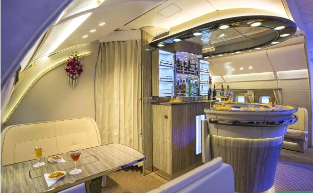 Inside Real Madrid's £340m Luxurious Private Jet With Beds ...