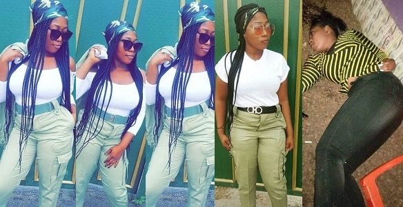 Image result for More photos of the pretty corper killed at AAU graduation party.