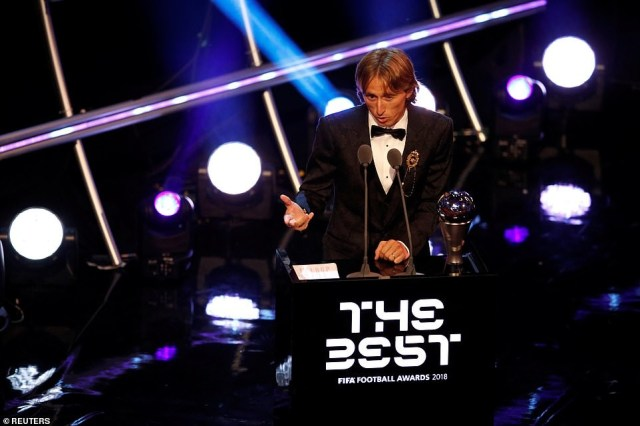Best Fifa Football Awards 2018