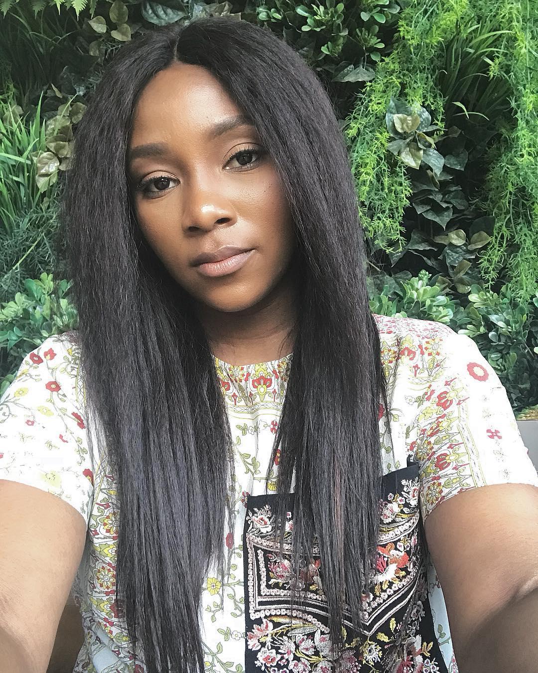 Genevieve Nnaji unfollows