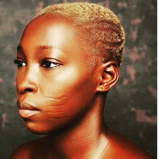 Nigerian model adetutu