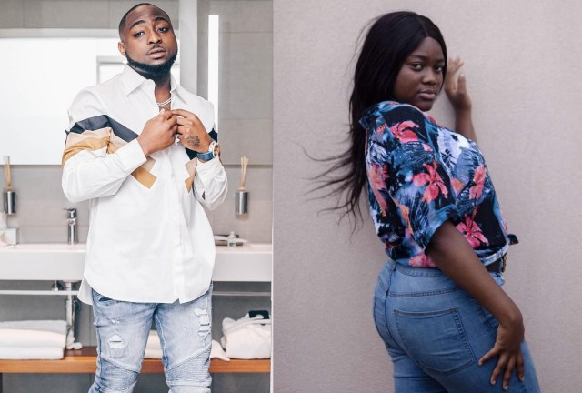 Davido offers to pay teenager's tuition after calling her 'broke, fat & ugly' on Instagram
