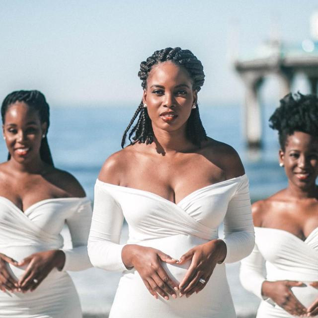 Three Nigerian sisters pregnant