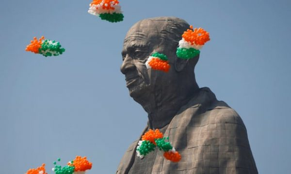 World's Tallest Statue unveiled