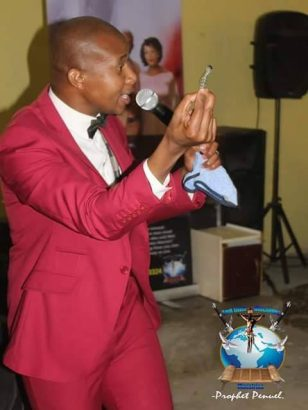 Penuel Mnguni dogs and frogs5 - Snake pastor feeds congregation dog meat and frogs to heal HIV and cancer