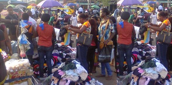 "Image result for ""Why we prefer okrika underwears"" - Nigerian Women reveals."