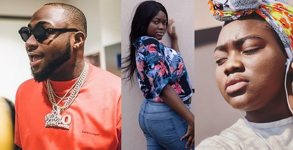 Image result for You're broke, fat & ugly, — Davido blasts 17 year old girl who shaded him. (Screenshots)