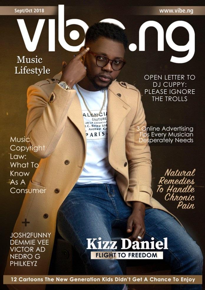 Kizz Daniel says