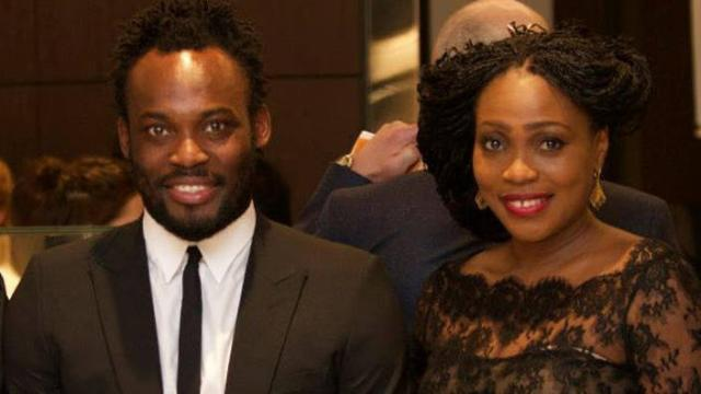 Michael Essien's wife packs out over his affair with Princess Shyngle