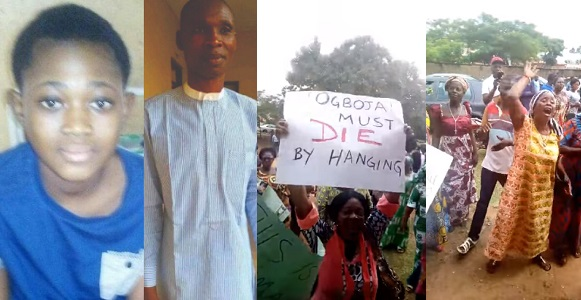 Image result for #JusticeForOchanya: Moment lecturer accused of rape was almost lynched by women in court.