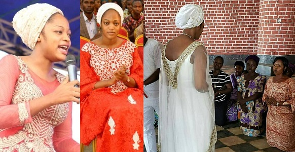 Image result for More details about Prophetess Naomi, as she begins her duty as the new Queen of Ife (photos)