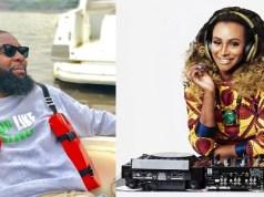 Oyemykke advises DJ Cuppy