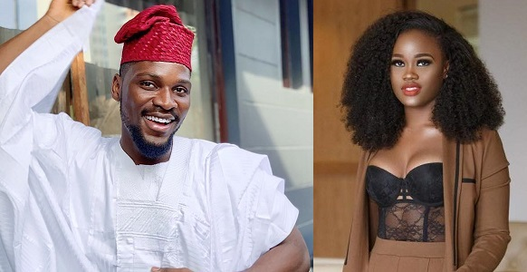 "Image result for ""Una go kill me first"" – Tobi says as he refuses to reconcile with Cee-C in Dubai."