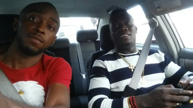 Uber Driver calls Duncan Mighty