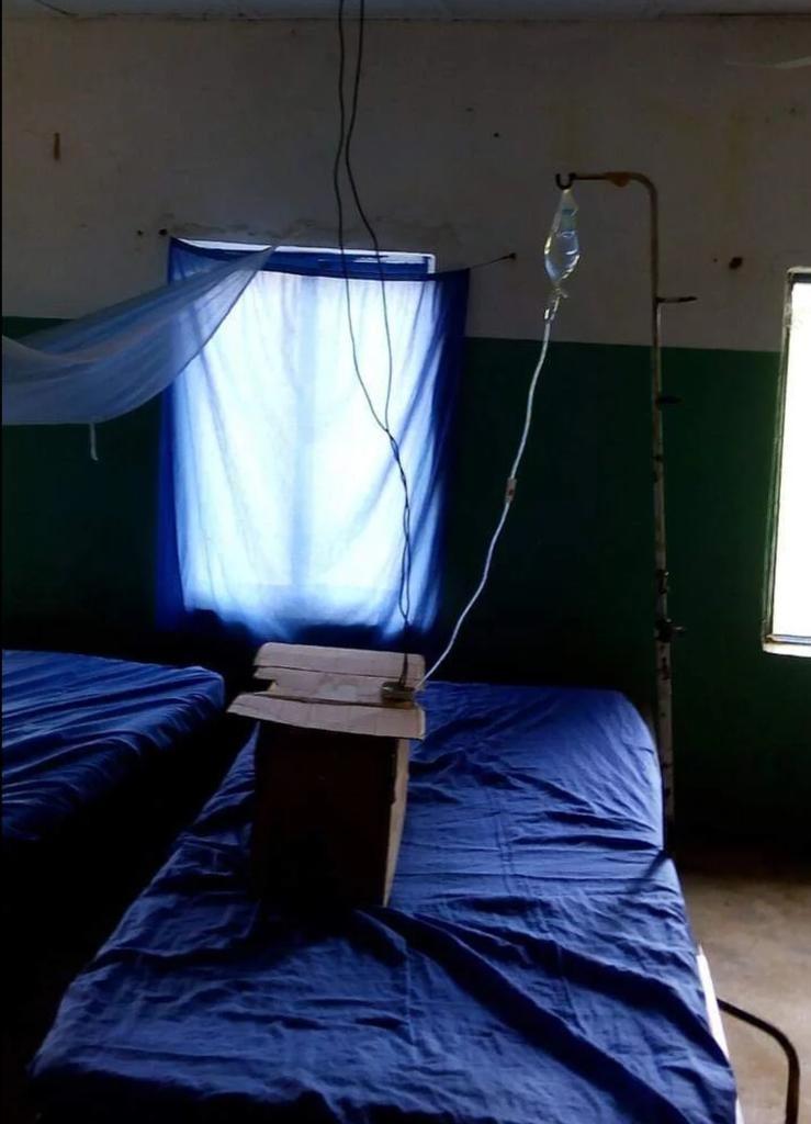 Nigerian doctor saves premature baby