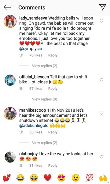 Fans react as Simi