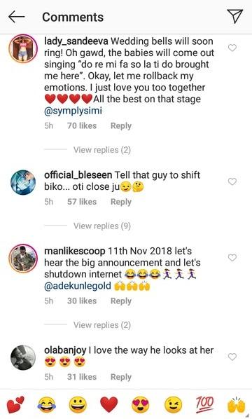 Fans react as Simi