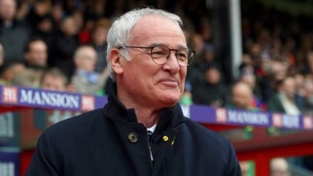 Claudio Ranieri appointed