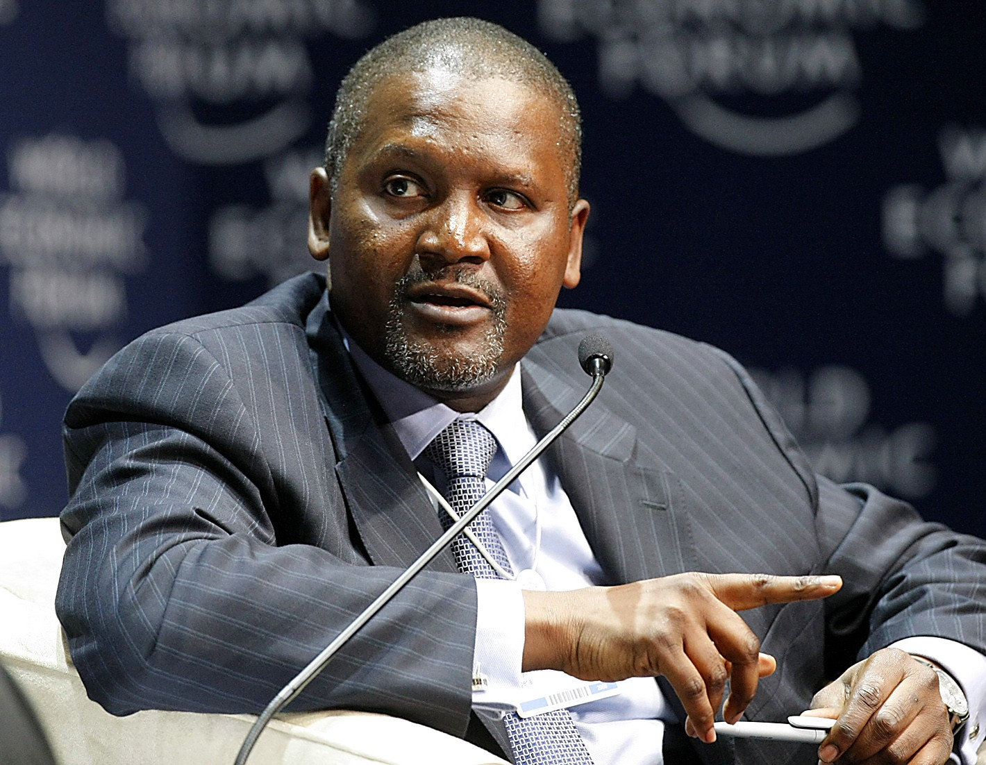 I Will Buy Another Club If Arsenal Won't Be Sold To Me - Aliko Dangote