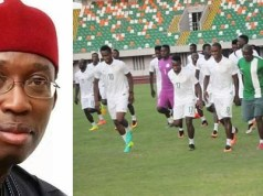 Delta State governor promises Super Eagles