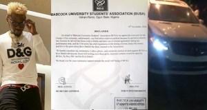 Babcock University Students Association confirm