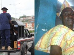 NSCDC officer shoots man dead