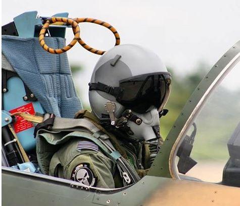 Nigerian Air Force bombs