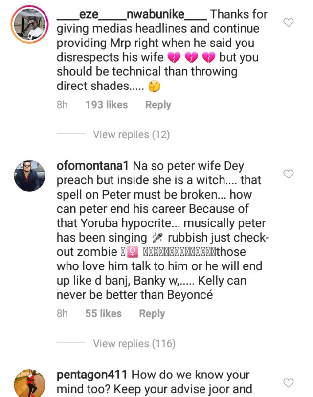 Paul Okoye slammed