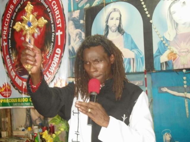 Police Burst Lagos Church
