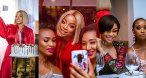 Lovely photos from Toke Makinwa