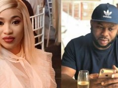 Tonto Dikeh slams ex husband again