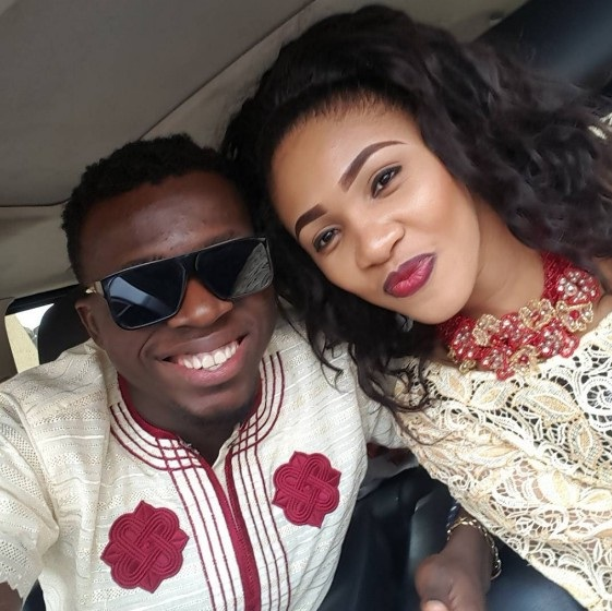 Comedian Akpororo & wife celebrate their 3rd wedding anniversary