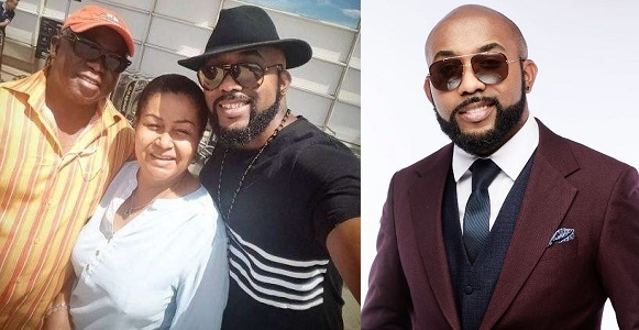 Image result for 'My Dad was an orphan, my mother born to a single mom in Calabar' - Banky W shares touching story.