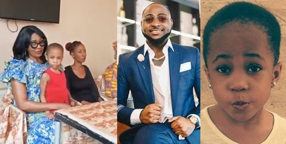 """Image result for """"Davido is my daddy"""" — Davido's alleged 5-year-old first daughter declares as she sings all of Davido's songs. (video)."""