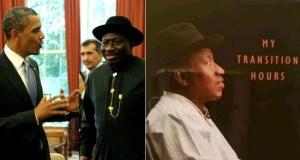 Goodluck Jonathan Accuses Barrack Obama